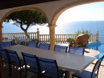 Villa / Maison La gaviota à louer à Moraira