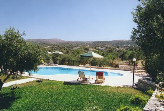 Villa / maison mitoyenne Eleni2 à louer à Rethymnon