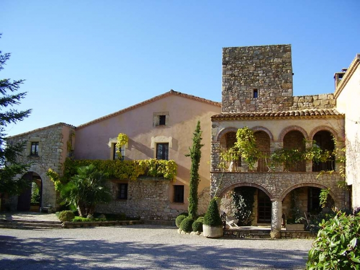 Accommodation in a villa / house El romani 30605 to rent in Bruc