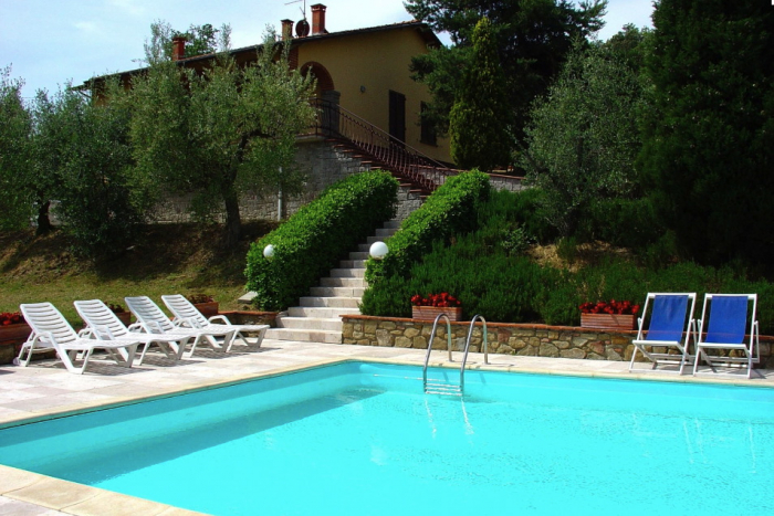 Villa / house La maestria to rent in Monte San Savino