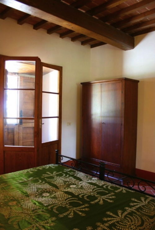 Villa / house celio to rent in cortona