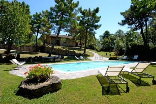 Villa / house Leone to rent in Lucignano