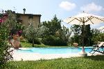 Villa / Maison Li olivi à louer à Castiglion Fiorentino