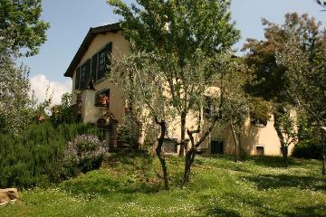 villa / maison li olivi