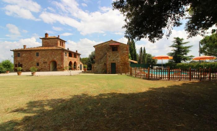 Villa / Haus La casa del rondo zu vermieten in Lucignano