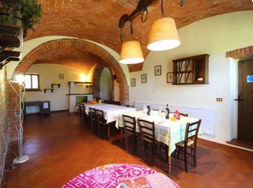 Villa / maison la casa del rondo  lucignano