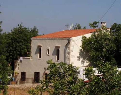 Holiday in house : crete