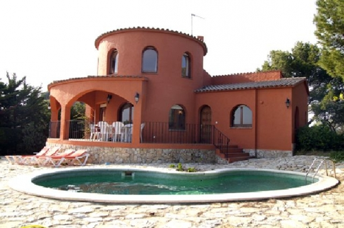 Villa / house diana to rent in tamariu