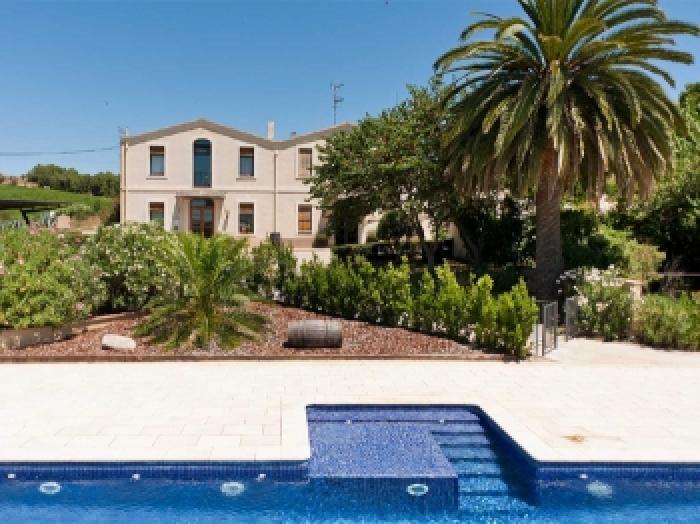 Villa / house Cal joaquim 30309 to rent in El Pla del Penedes
