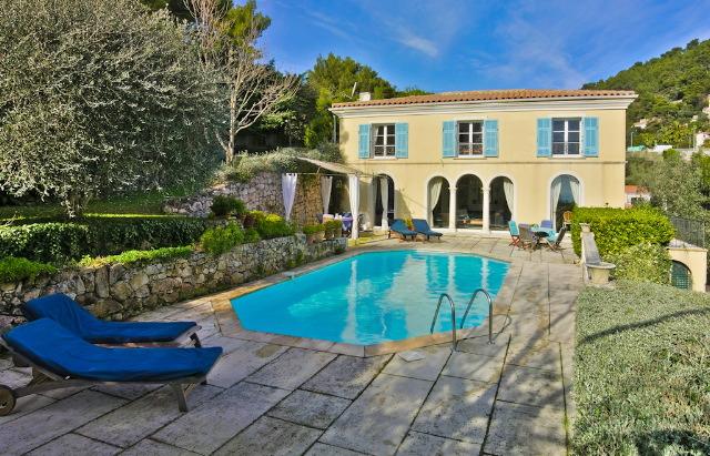 Villa / Maison Villefranche à louer à Villefranche-sur-Mer