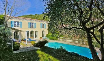 Reserve villa / house villefranche