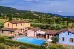 Accommodation in a villa / house La crosticcia - il rio to rent in Castiglion Fiorentino