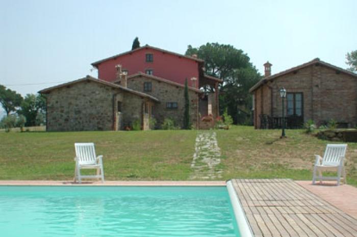 Apartment Il querciolo - frutteti to rent in Marciano della Chiana