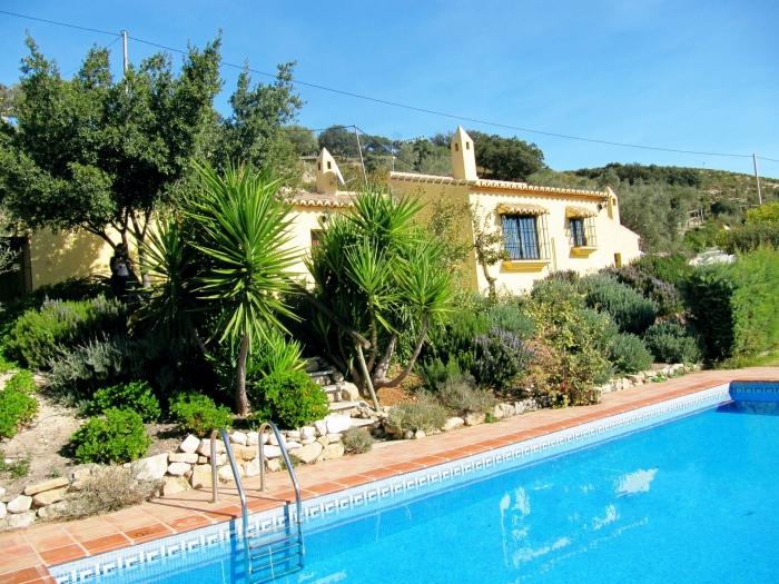 Villa / Haus Finca las chosas zu vermieten in La Joya (Antequera)