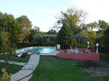 Reserve villa / house aubais