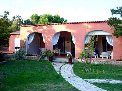 Villa / maison aubais à louer à aubais