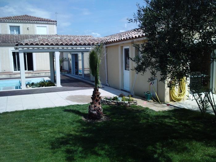 location villa montpellier 13 personnes vz4