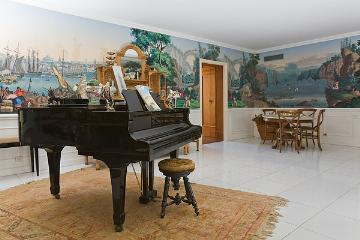 Piano villor