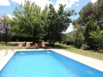 Villa / terraced or semi-detached house Can comas 30322 to rent in Sant Pere de Riudebittlles (Alt Penedes)