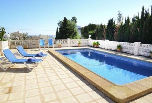 Reserve villa / house benicolada