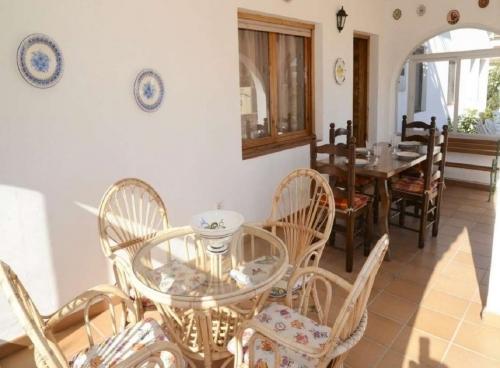 Location villa / maison benicolada