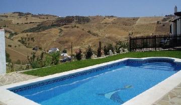 Property villa / house los huertos