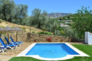 Reserve villa / house los huertos