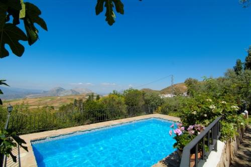 Location villa / maison cortijo los olivos