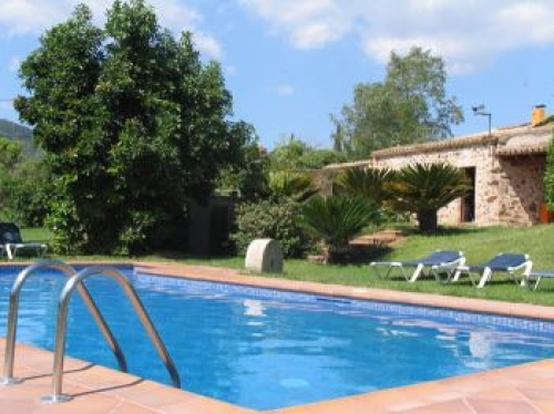 Villa / house Mas genesta 21011 to rent in Forallac