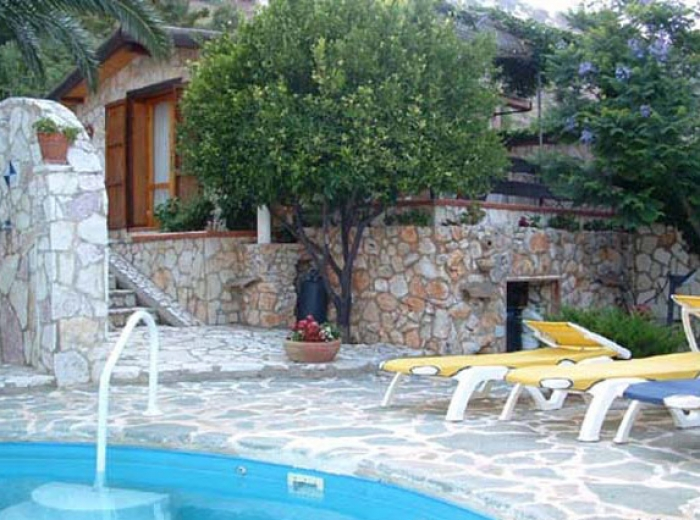 Accommodation in a villa / house Patrizia 3 to rent in Castellammare del Golfo