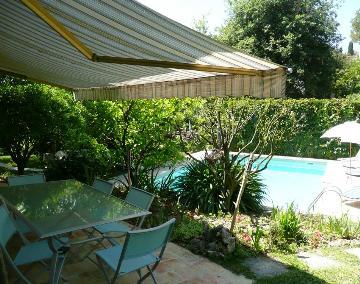 Rental villa / house vence