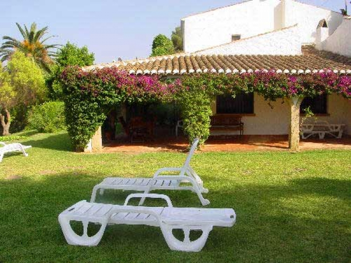 Villa / house Miranda to rent in Javea