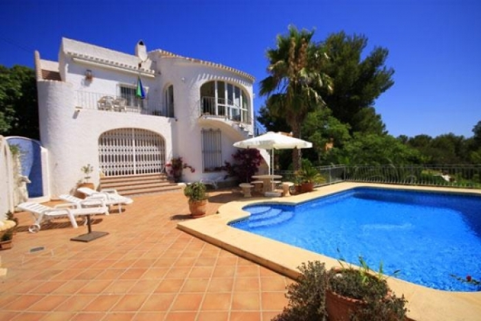Villa / house Nyennya to rent in Javea