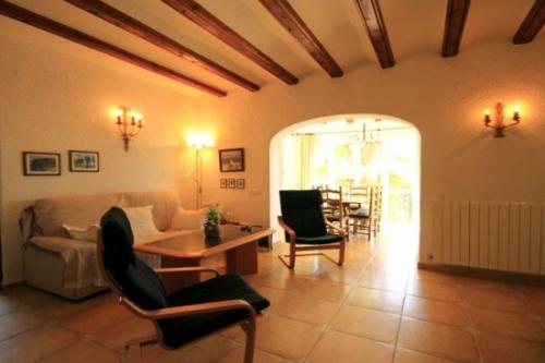 Villa / maison pour 4 personnes