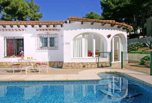 Villa / Maison Claudio à louer à Javea