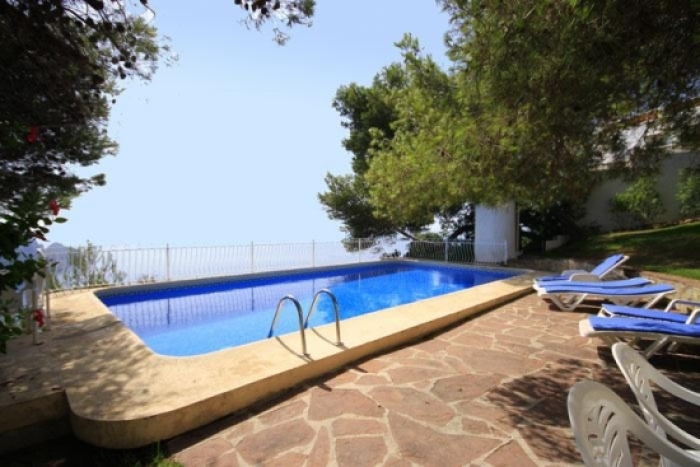 Villa / house Menta to rent in Javea