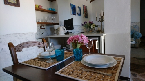Reserve villa / house cantarero