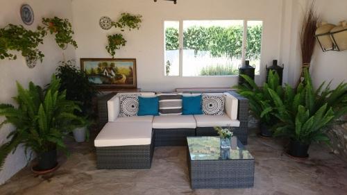 Vermietung villa / haus torcalillos