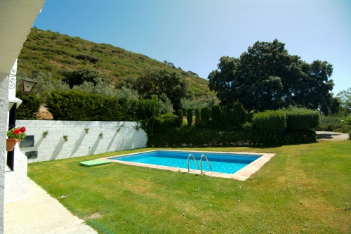 Reserve villa / house el encinar