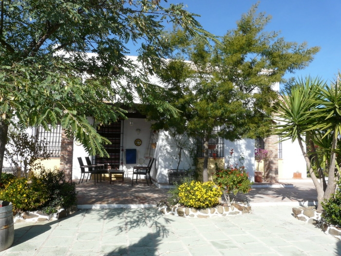 Villa / house Buenaluz to rent in Casabermeja (Malaga)
