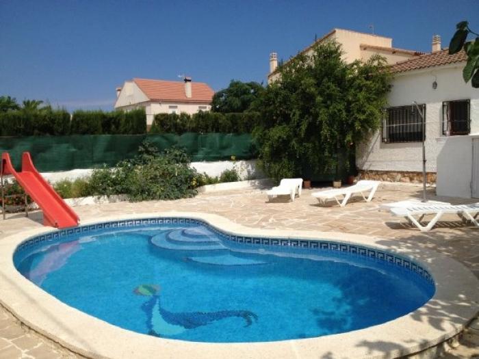 Villa / Haus Huete zu vermieten in L'Ametlla de Mar