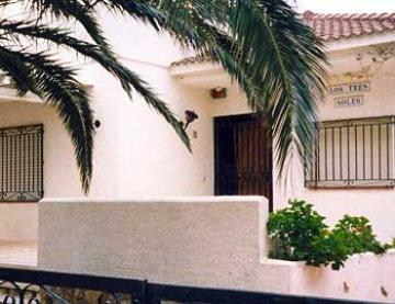 Villa / maison huete à louer à ametlla de mar