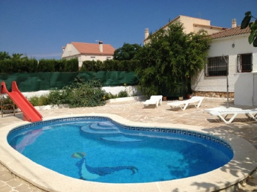 Villa / house Huete to rent in Ametlla de Mar