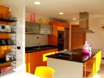Property villa / house color