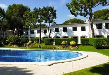 Villa / maison mitoyenne Condado del golf à louer à Pals