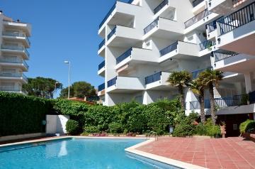 Reserve apartment passeig del mar