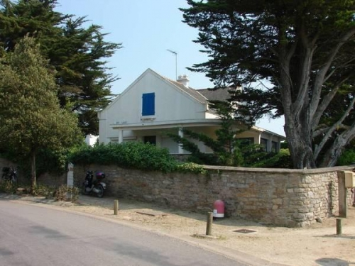Holiday in house : brittany - morbihan