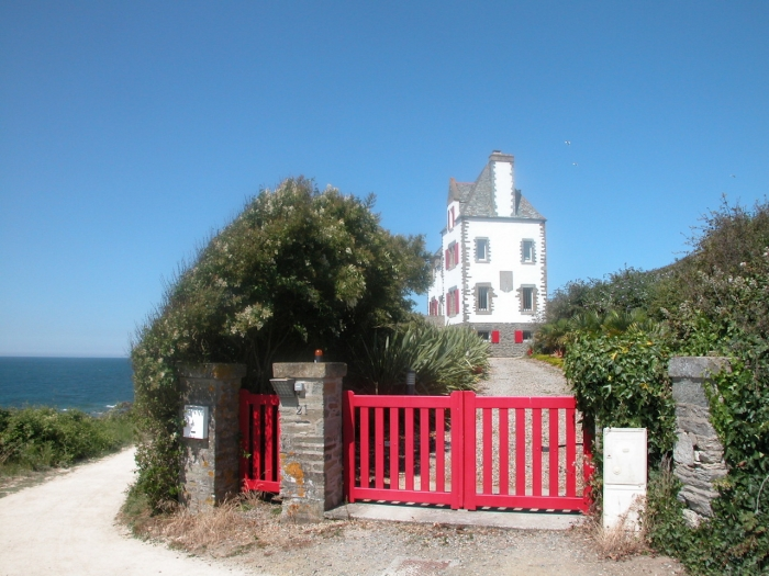 Villa / Maison Beg ar ch'astel à louer à Locquirec