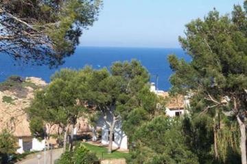 Villa / maison mitoyenne Cala nostra bald à louer à Tamariu