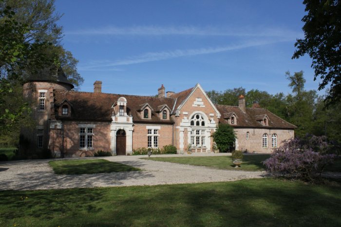 Château luxe Lamotte beuvron